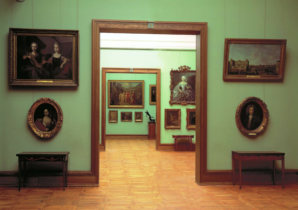 Посетить Третьяковскую галерею