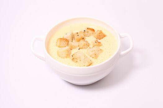 Приготовить сырный крем-суп