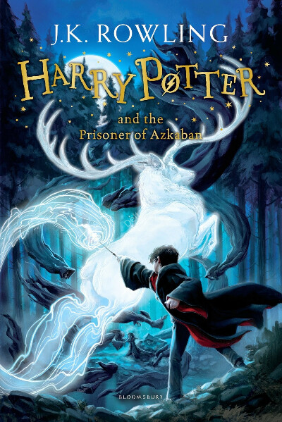 Книга Harry Potter 3: Harry Potter and the Prisoner of Azkaban