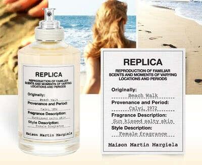 Духи Maison Martin Margiela Replica (Beach Walk)