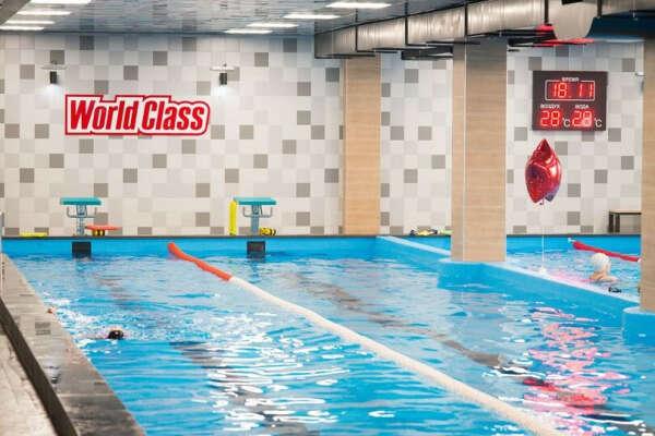 абонемент в ворд класс с бассейном