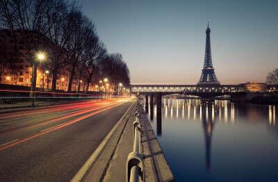 Путешествие в Париж с бабушкой