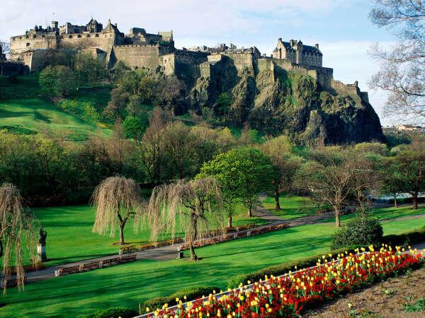 Посетить Шотландию