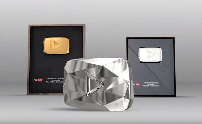 YouTube Play Buttons