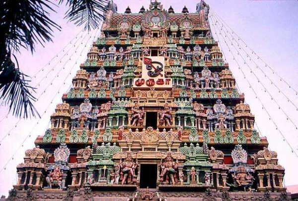Посетить индуистский храм