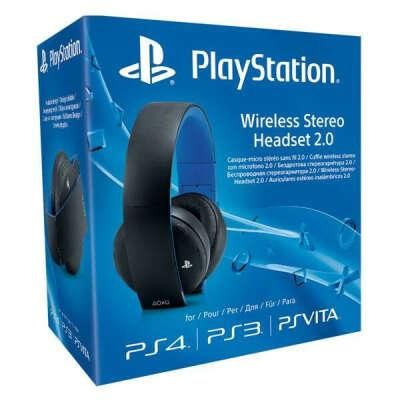PS 4 Наушники беспроводные [PS4/PS3/PS Vita]