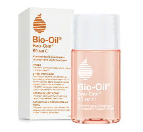 Bio oil масло косметическое от шрамов 60ml