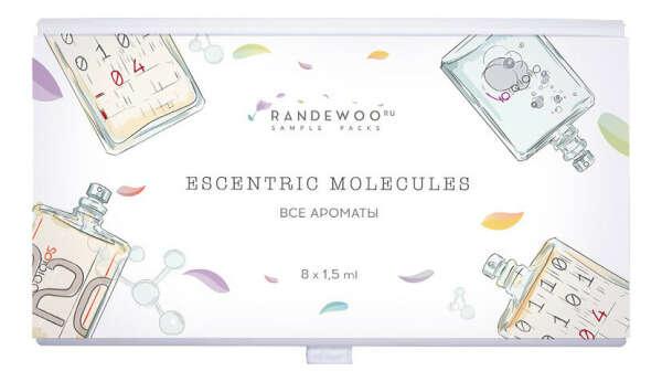 Набор #2 Все ароматы Escentric Molecules духи на Randewoo.ru