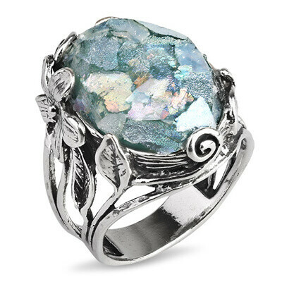 Серебряные кольца Yaffo (размер 16,5-17)