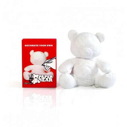 Игрушка-открытка Paper Teddy