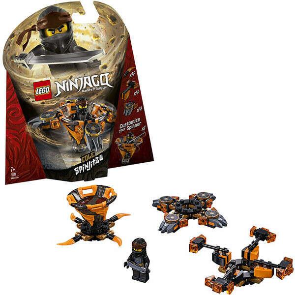 Купить конструктор Lego Ninjago 70662 Лего Ниндзяго Коул - мастер Кружитцу в интернет магазине Toy.ru