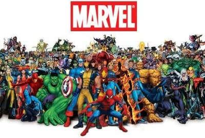 """Хочу всю коллекцию комиксов """"Marvel"""""""