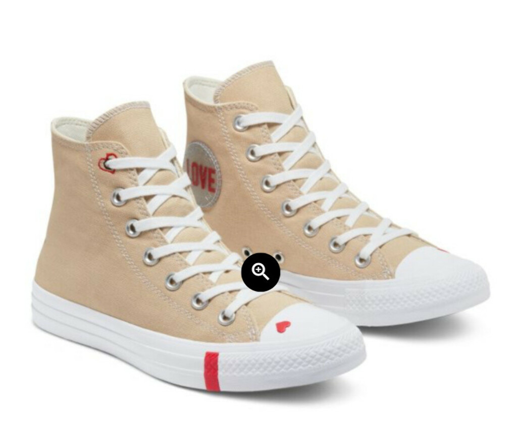Chuck Taylor All Star Love Fearlessly High Top