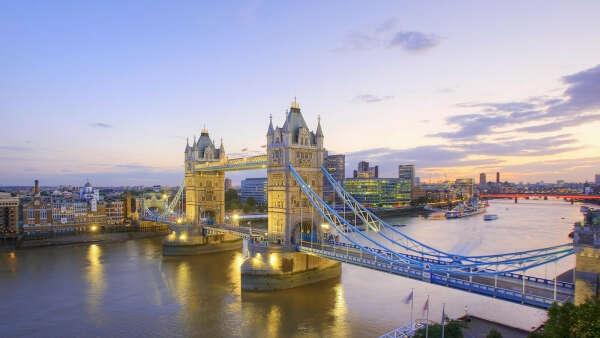 Побывать в Англии