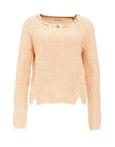 теплый красивый свитер