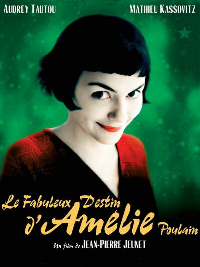 постер с Амели