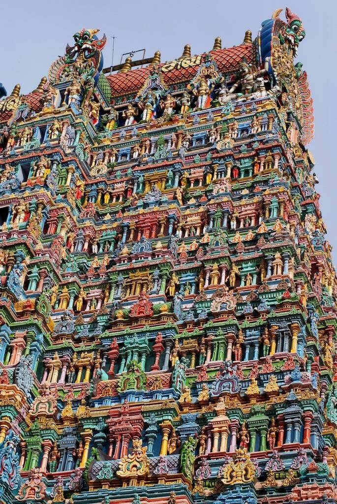 Храм Минакши Амман (Индия)