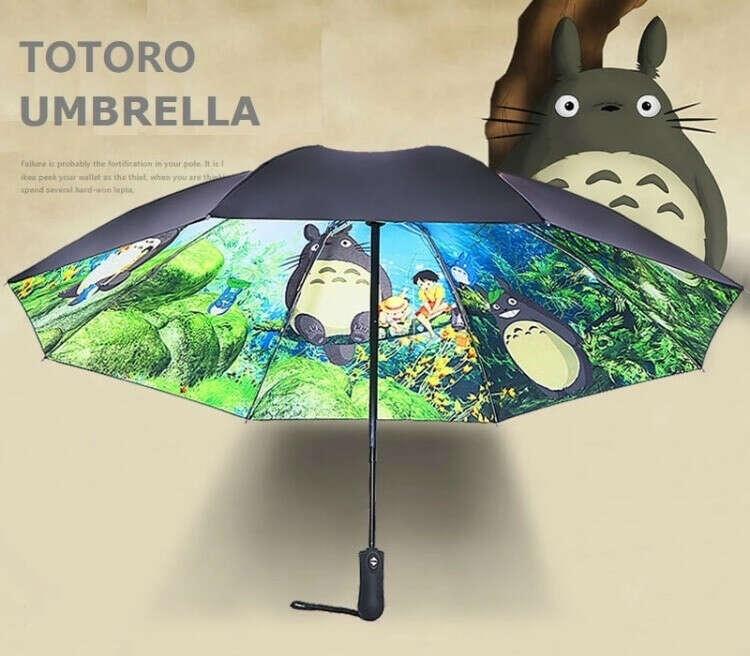 Зонтик с Тоторо)