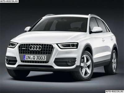 машину Audi Q3