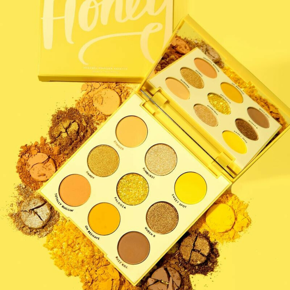 Uh-Huh Honey - Shadow Palette