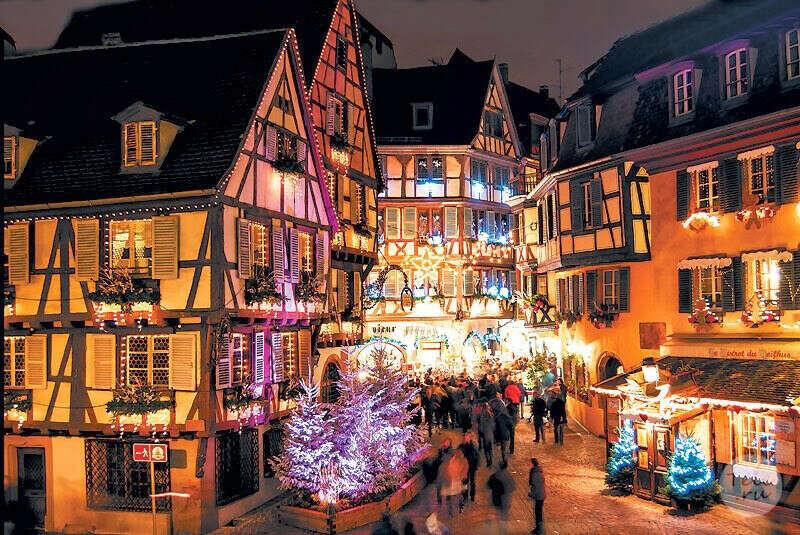 В Страсбург на Рождество