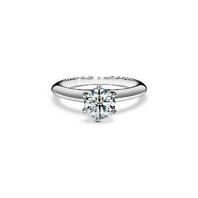 Ring Tiffany® Setting Platinum