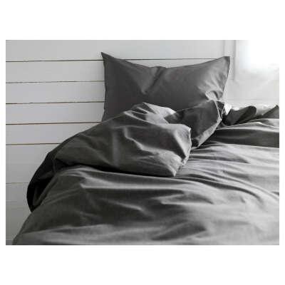 GÄSPA постельное белье, темно-серый