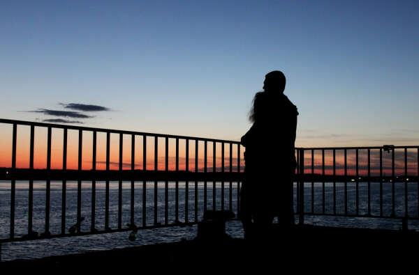 Встретить рассвет с любимым