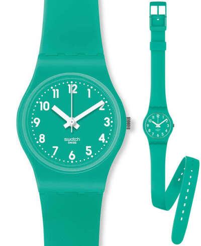 Часы Swatch Mint Leave (LL115)
