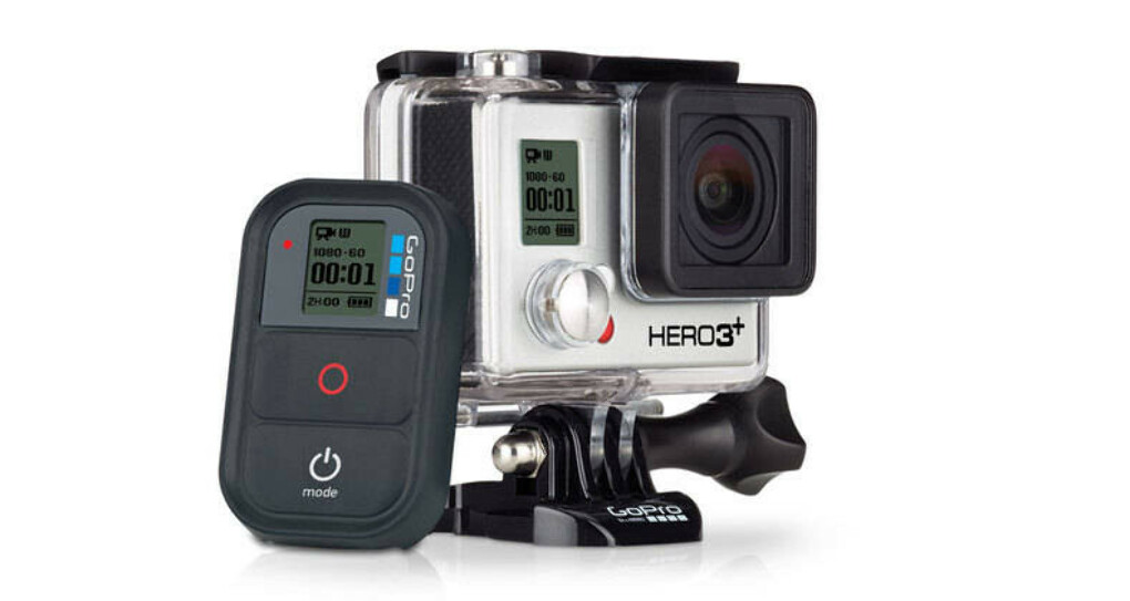 Go Pro Hero 3+ Black Edition