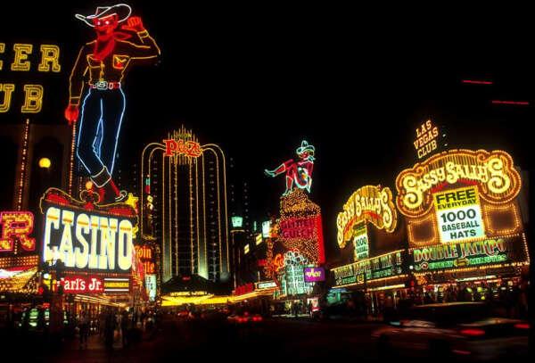 США: Лас-Вегас