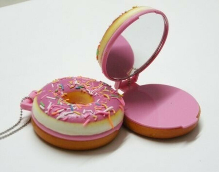 Зеркало-пончик