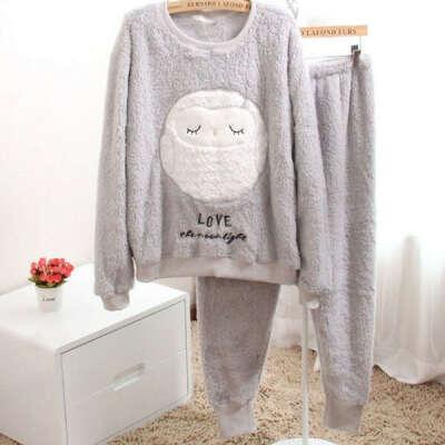 Плюшевая пижама