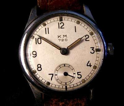 Оригинальные часы Kriegsmarine