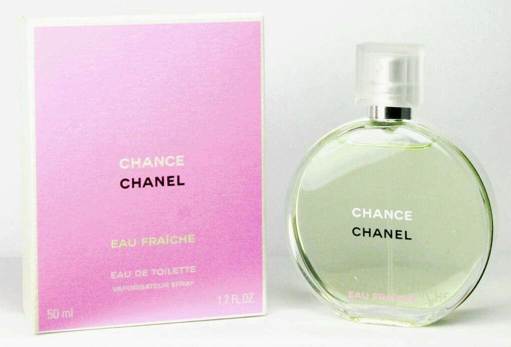 Туалетная вода Шанель Шанс о Фреш