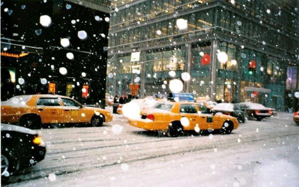 В Нью-Йорк на Рождество