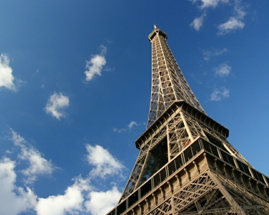 Побывать во Франции