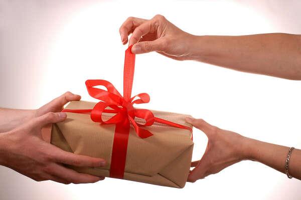 Подарок без повода