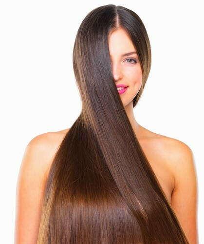 Снова длинные волосы