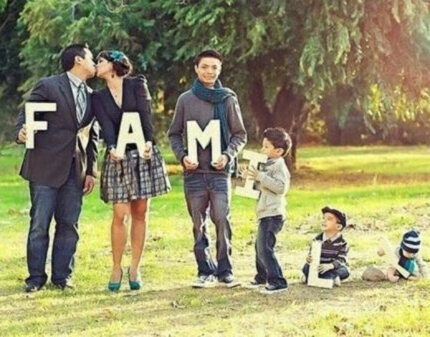 Создать счастливую крепкую семью!
