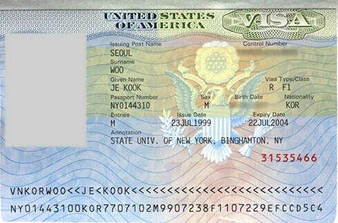 Получить визу в USA