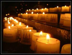 Курс по изготовлению свечей от Ольги Джима