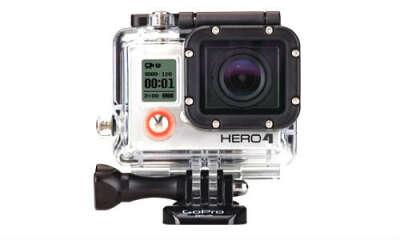 Go Pro Hero 4 Black Edition :)