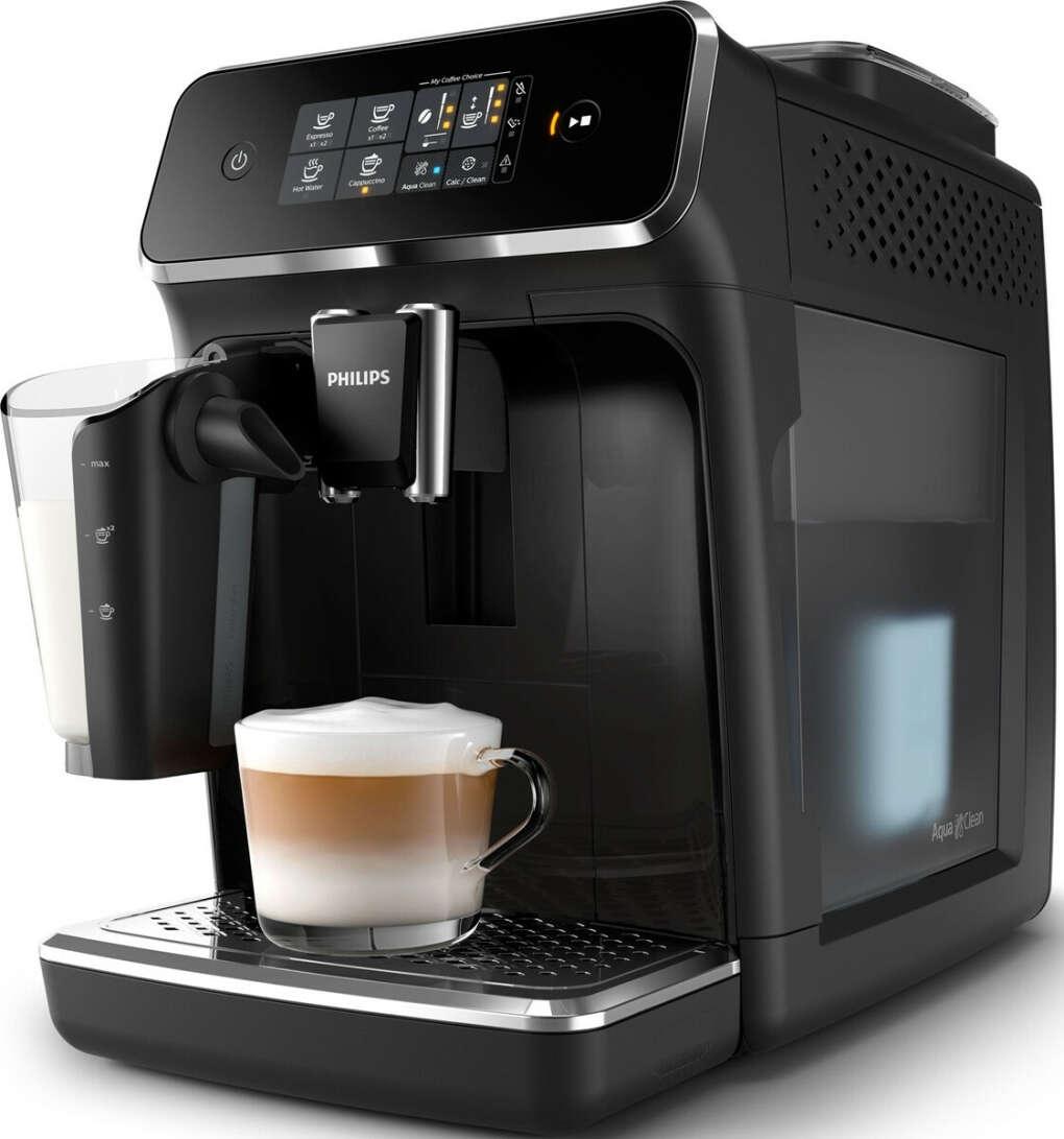 Кофемашина с автоматическим капучинатором