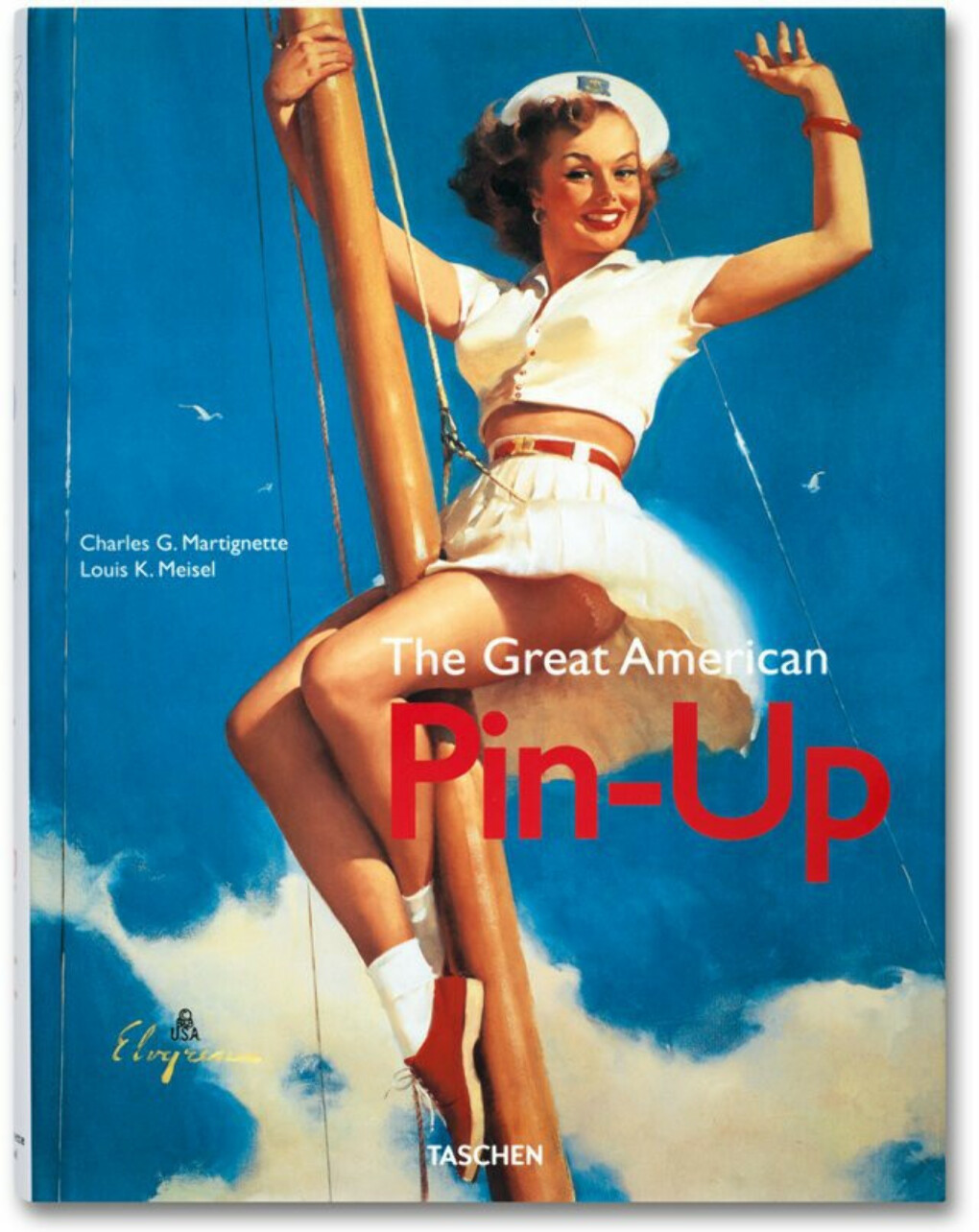 Книгу The Great American Pin-Up