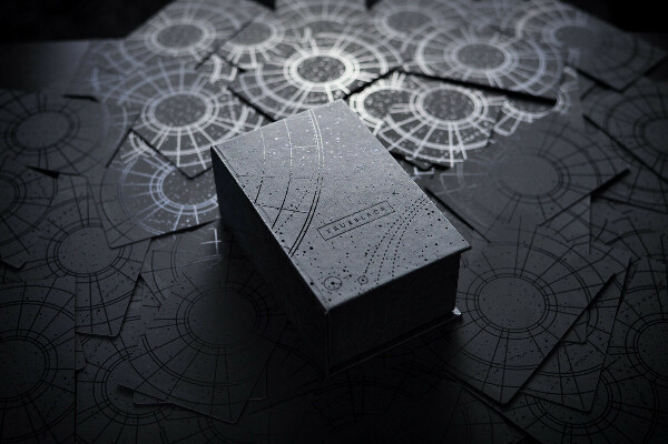 TrueBlack tarot deck