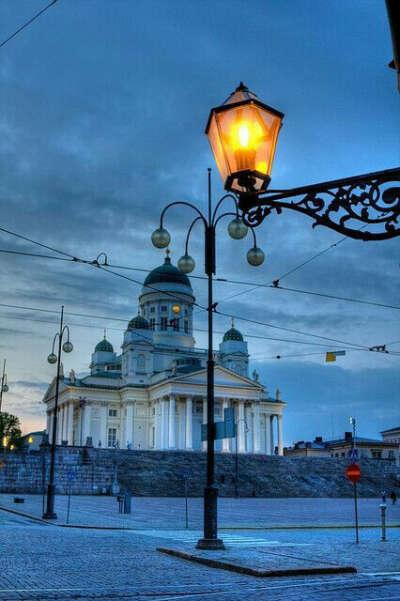 Хочу съездить в  Хельсинки