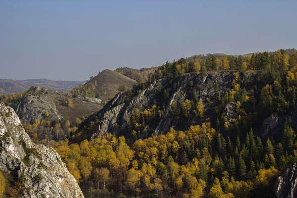 Хочу побывать в Мурадымовском ущелье!