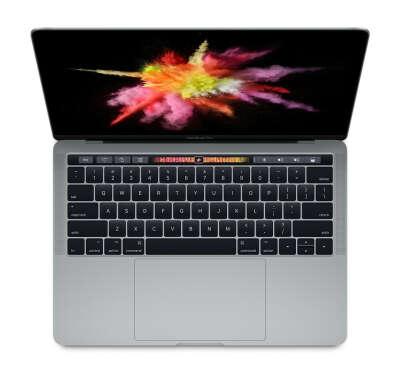 MacBookPro 13дюймов, «серый космос»