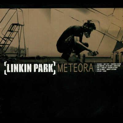 Виниловый альбом Linkin Park - Meteora (я умру просто)